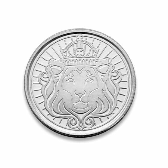 Scottsdale Silver 1/10oz .999 Silver Bullion Coin 2