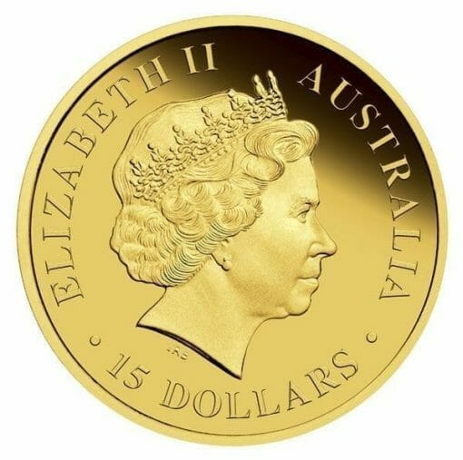 2011 Discover Australia Dreaming Series - Tasmanian Devil 1/10oz .9999 Gold Proof Coin - The Perth Mint 3