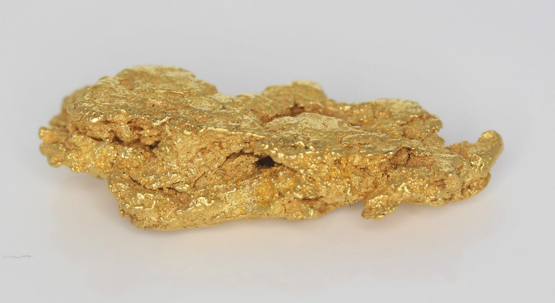 Natural Western Australian Gold Nugget - 8.38g 6