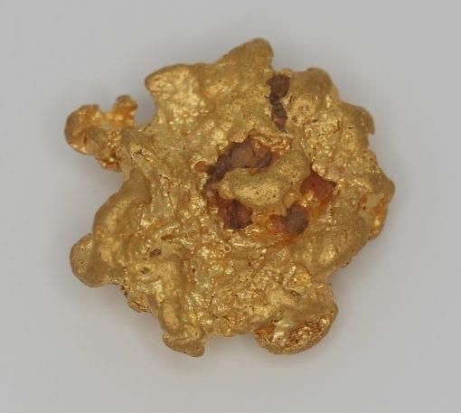 Natural Western Australian Gold Nugget - 2.41g 6