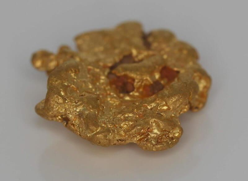 Natural Western Australian Gold Nugget - 2.41g 7