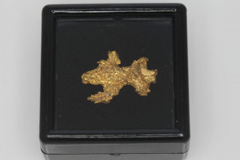 Natural Western Australian Gold Nugget - 1.41g 8