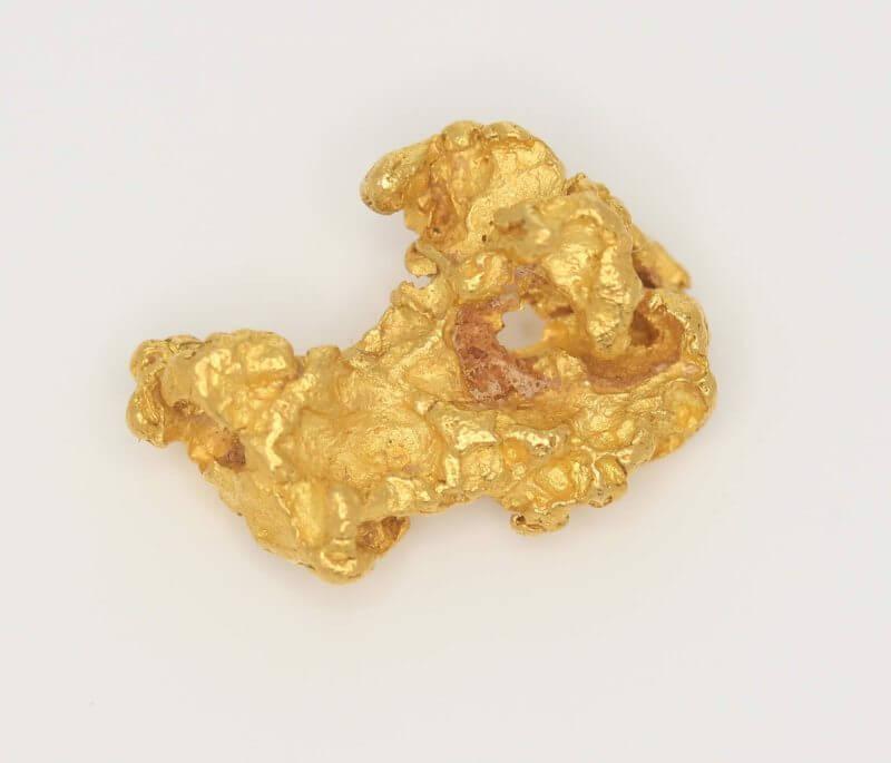 Natural Western Australian Gold Nugget - 1.59g 1