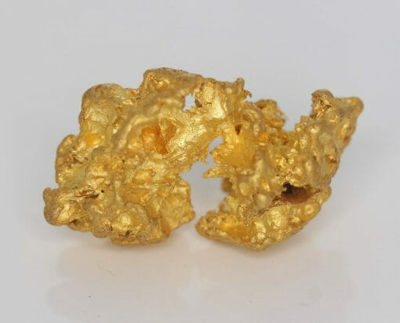 Natural Western Australian Gold Nugget - 10.72g 1