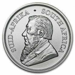 2018 Silver Krugerrand 1oz .999 Silver Bullion Coin - South African Mint 3