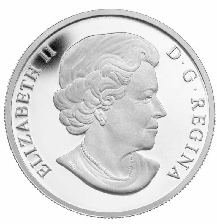 2013 $10 O Canada: Canadian Summer Fun 1/2oz .9999 Silver Coin - Royal Canadian Mint 2