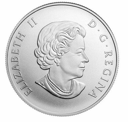 2016 $50 Hare 1/2oz .9999 Silver Coin - Royal Canadian Mint 2