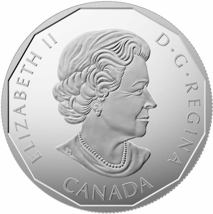 2015 $10 DC Comics Originals - Strength (Supergirl) 1/2oz .9999 Silver Coin - Royal Canadian Mint 2