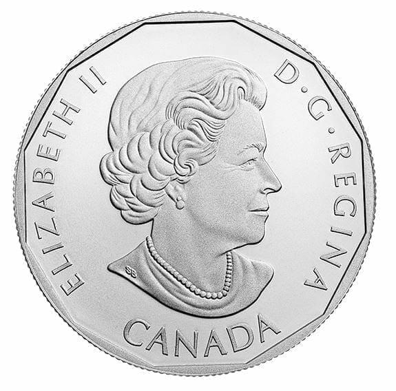 2015 $10 DC Comics Originals - Unity 1/2oz .9999 Silver Coin - Royal Canadian Mint 3