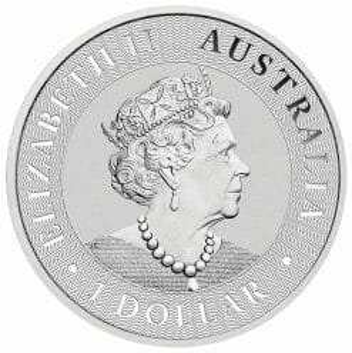 2019 Australian Kangaroo 1oz .9999 Silver Bullion Coin – The Perth Mint 4