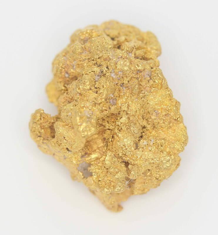 Natural Western Australian Gold Nugget - 7.23g 5