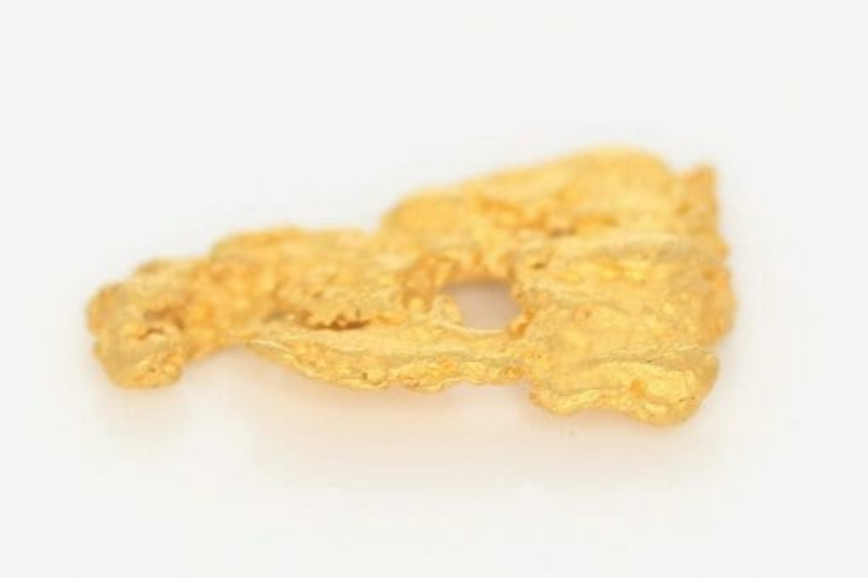 Natural Western Australian Gold Nugget - 0.62g 2