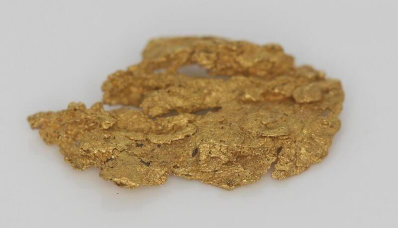 Natural Western Australian Gold Nugget - 0.80g 2
