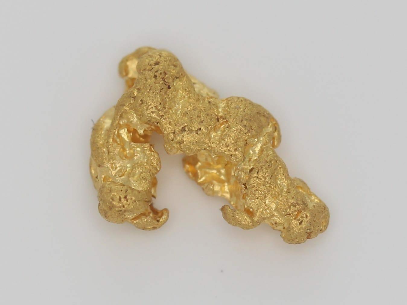 Natural Western Australian Gold Nugget - 0.53g 3
