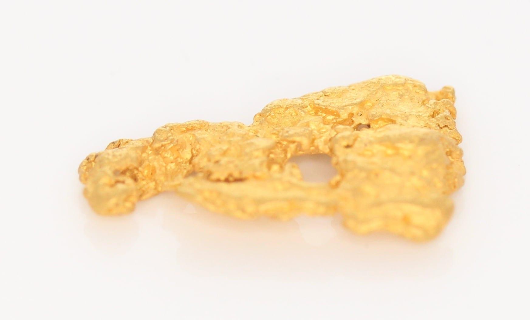 Natural Western Australian Gold Nugget - 0.62g 3