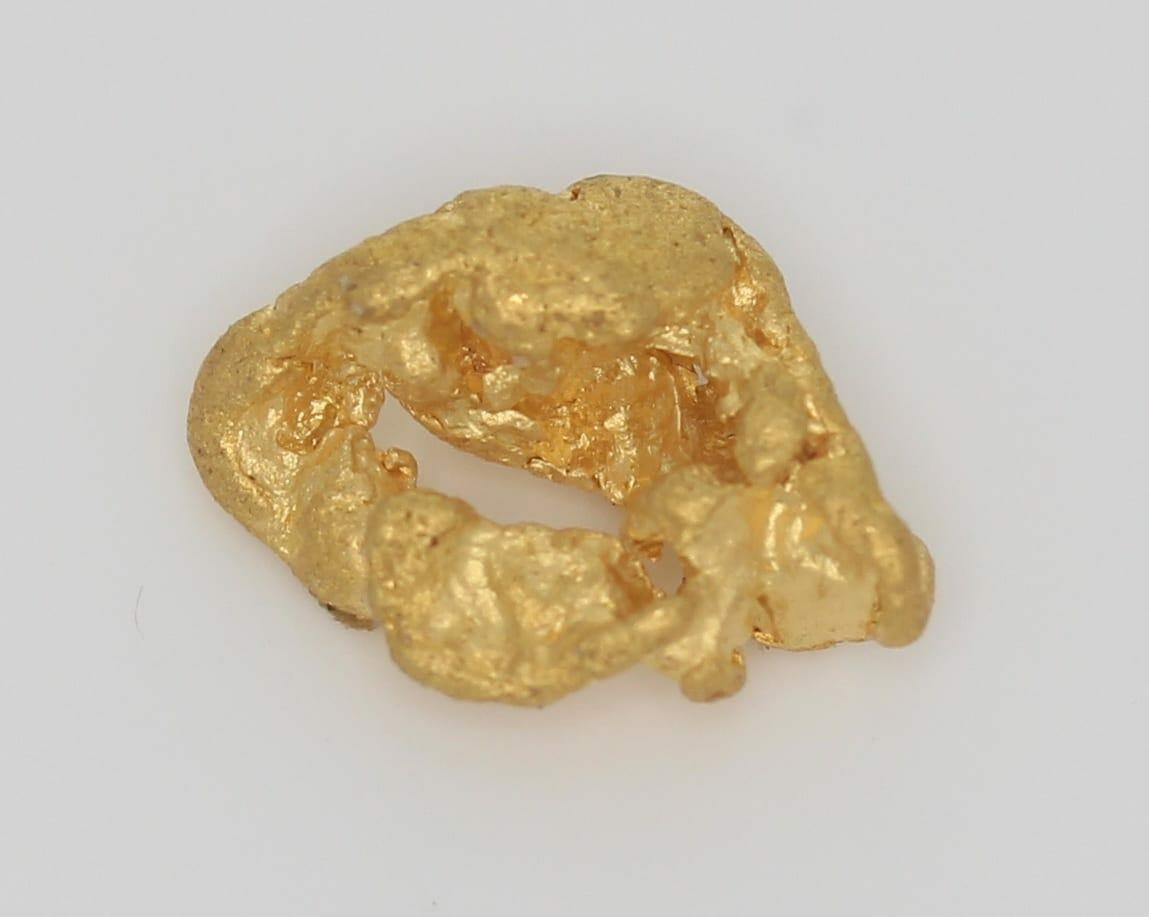 Natural Western Australian Gold Nugget - 0.39g 4