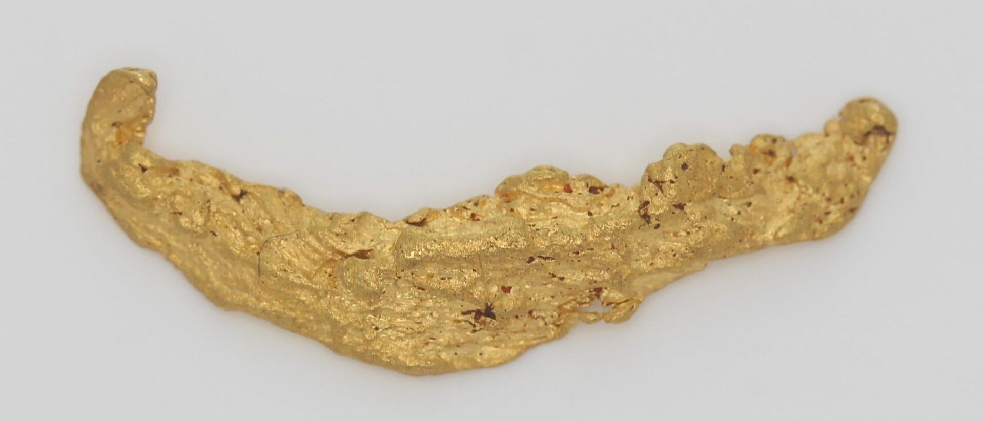 Natural Western Australian Gold Nugget - 1.21g 4