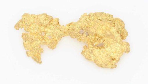 Natural Western Australian Gold Nugget - 1.28g 5