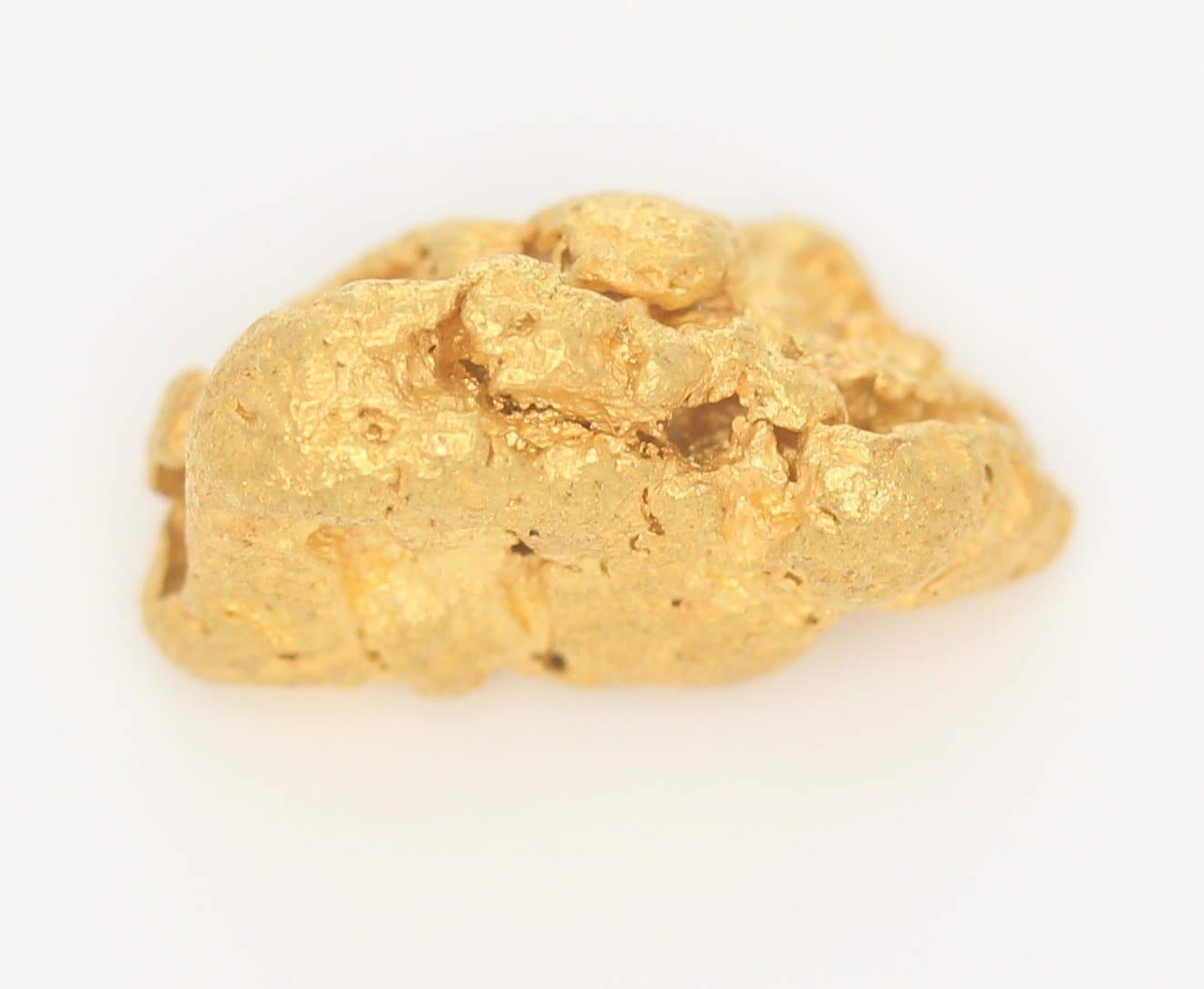 Natural Western Australian Gold Nugget - 1.61g 4