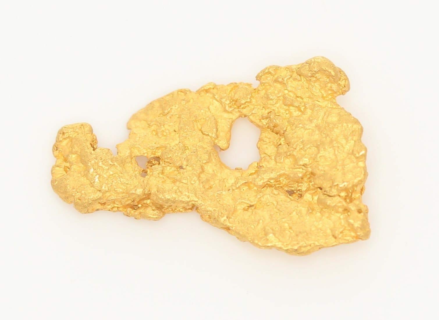 Natural Western Australian Gold Nugget - 0.62g 4