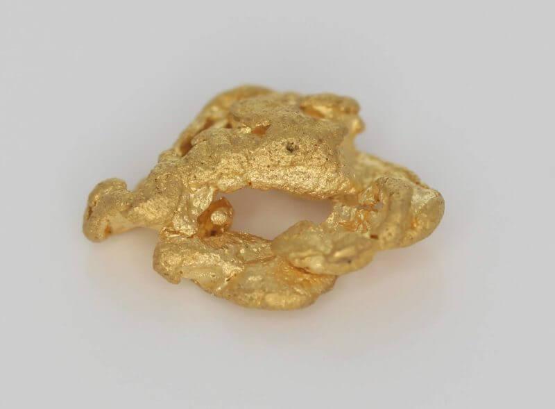Natural Western Australian Gold Nugget - 0.39g 5