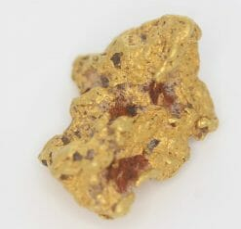 Map of Australia - Natural Western Australian Gold Nugget - 44.30g 16