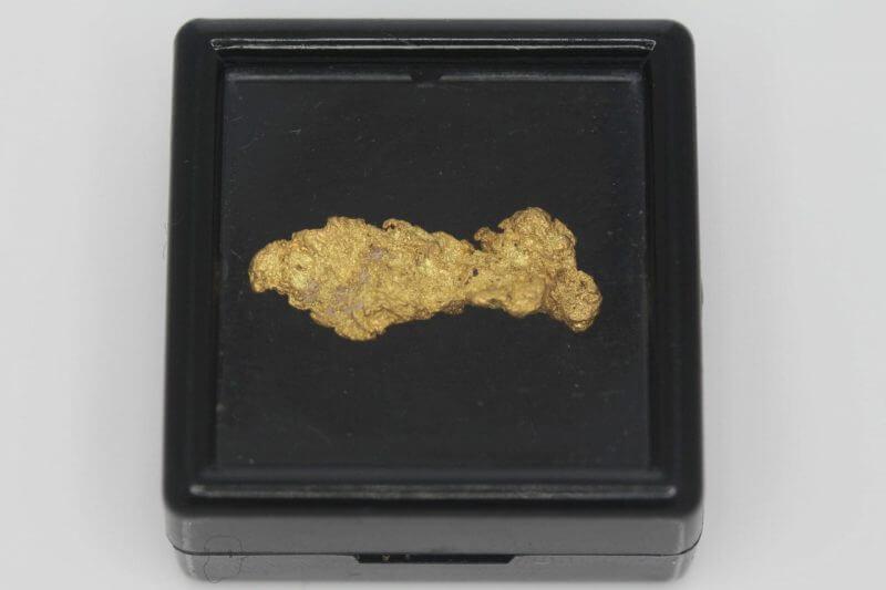 Natural Western Australian Gold Nugget - 2.03g 8