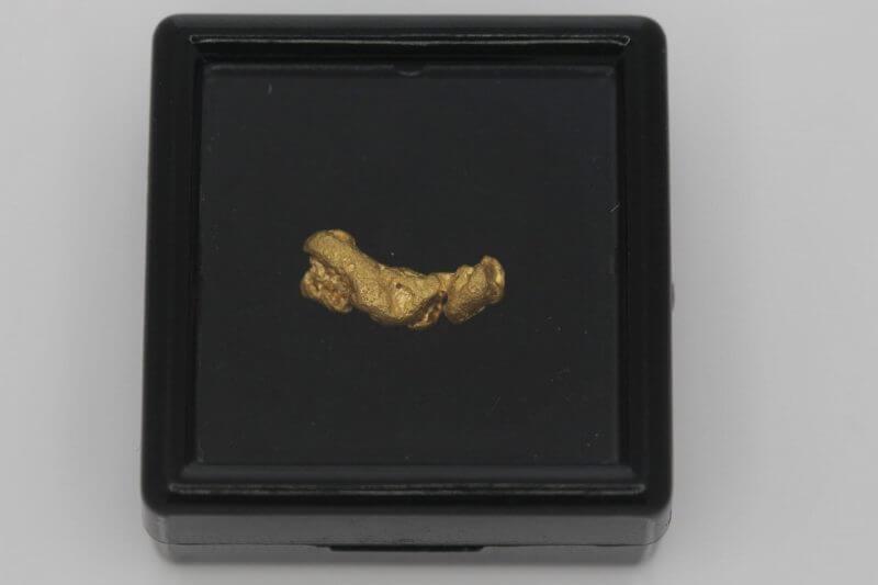 Natural Western Australian Gold Nugget - 1.13g 8