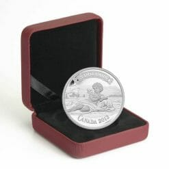 2013 $5 Canadian Bank of Commerce Bank Note Design 3/4oz .9999 Silver Coin - Royal Canadian Mint 6