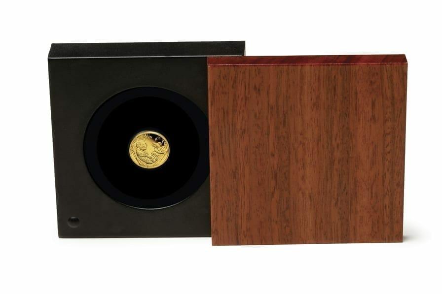 2011 Australian Koala 1/25oz .9999 Gold Proof Coin - The Perth Mint 4