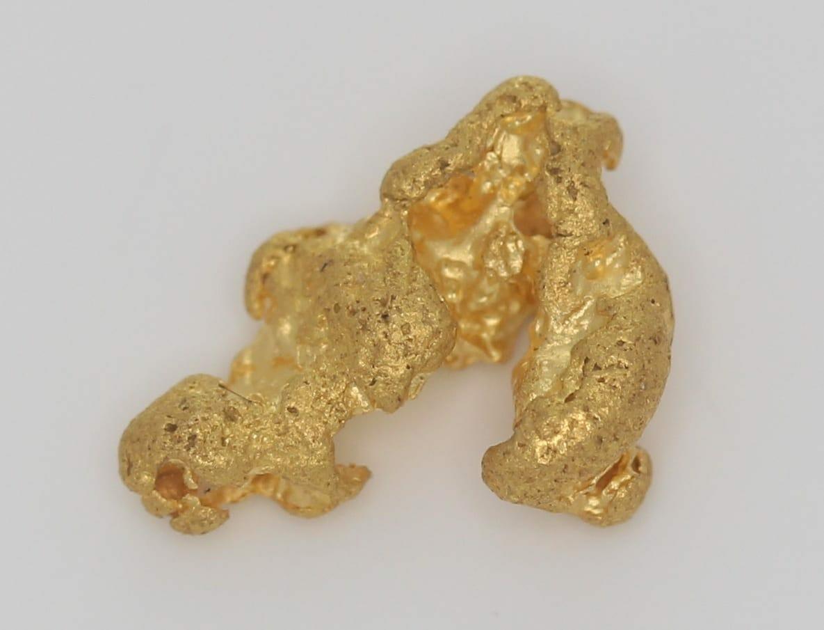 Natural Western Australian Gold Nugget - 0.53g 1