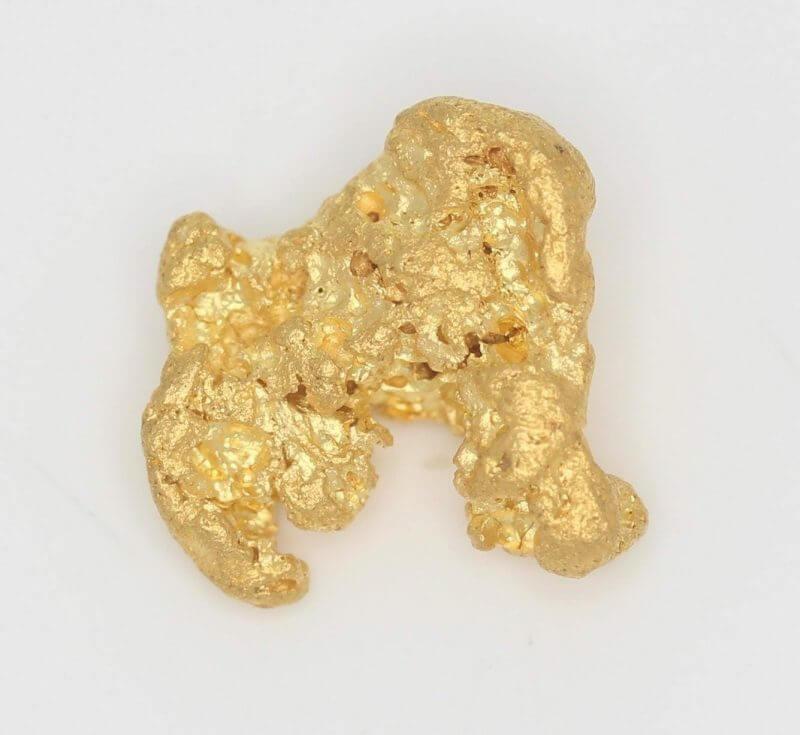Natural Western Australian Gold Nugget - 0.80g 1