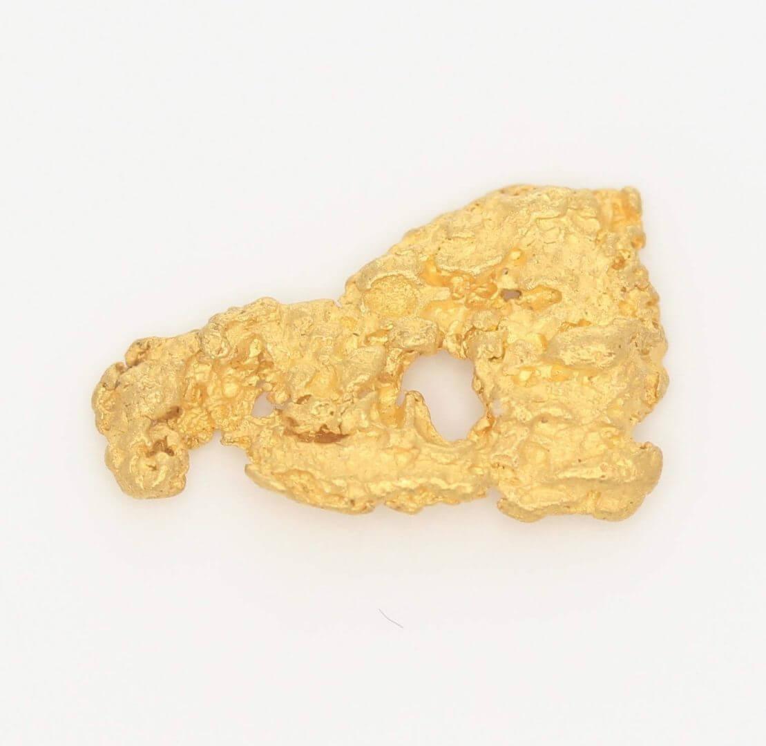 Natural Western Australian Gold Nugget - 0.62g 1