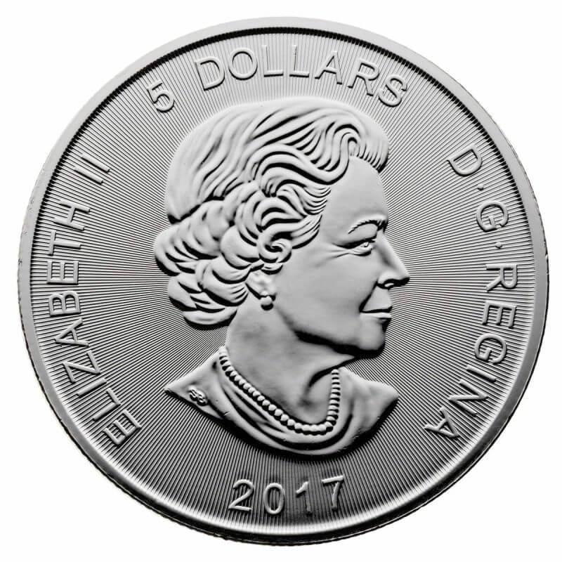 2017 Predator Series - Canadian Lynx 1oz .9999 Silver Bullion Coin - Royal Canadian Mint 3