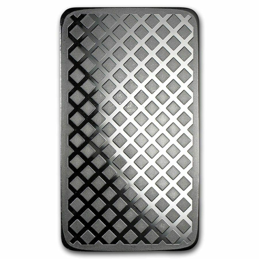 Morgan Dollar 10oz .999 Silver Bullion Bar 2