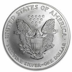2003 American Eagle 1oz .999 Silver Bullion Coin ASE 3