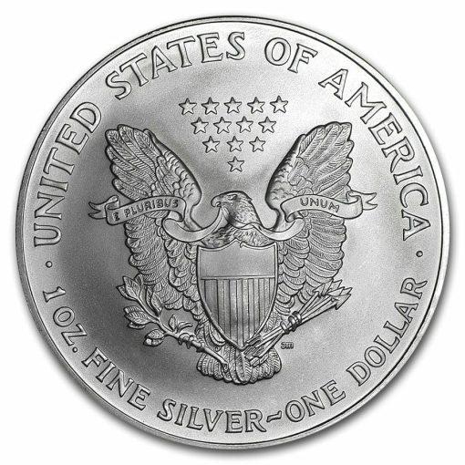 2003 American Eagle 1oz .999 Silver Bullion Coin ASE 2
