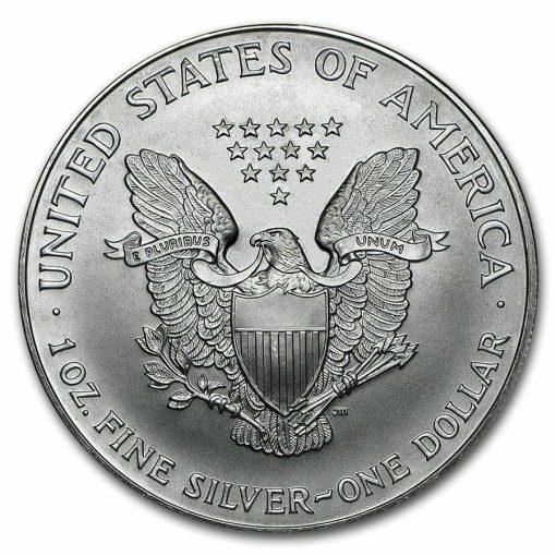 2000 American Eagle 1oz .999 Silver Bullion Coin ASE 2