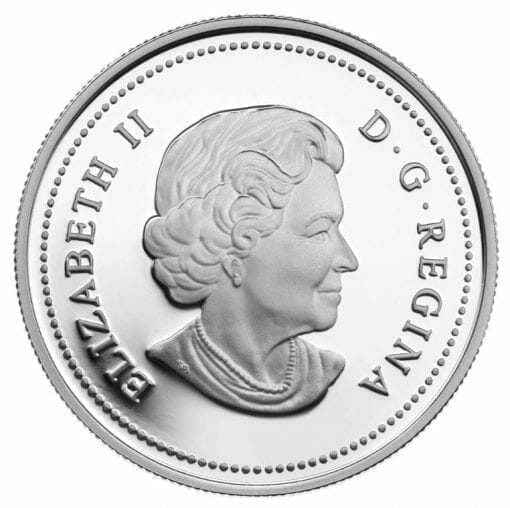 2013 $5 Canadian Bank of Commerce Bank Note Design 3/4oz .9999 Silver Coin - Royal Canadian Mint 2