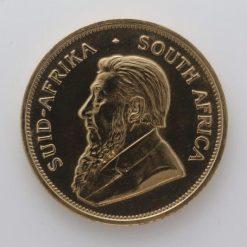 1975 Krugerrand 1oz Fine Gold Coin - South African Mint 3