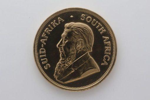 1975 Krugerrand 1oz Fine Gold Coin - South African Mint 2