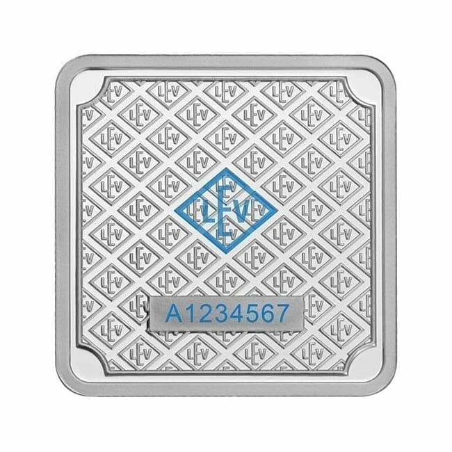 Geiger Edelmetalle 1kg .999 Silver Minted Bullion Bar 2