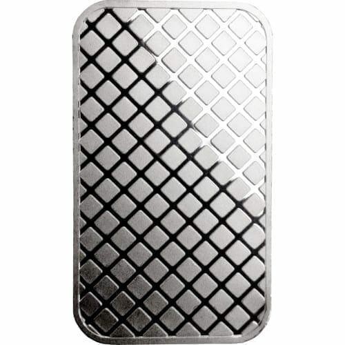 Morgan Dollar Design 1oz .999 Fine Silver Bar - Great American Mint 2