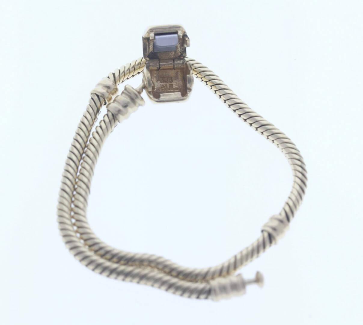 Pandora Moments 14ct Gold Charm Bracelet - 550702 - ALE 585 4
