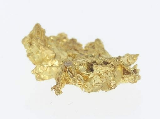 Natural Western Australian Gold Nugget - Crystalline Gold - 3.33g 3