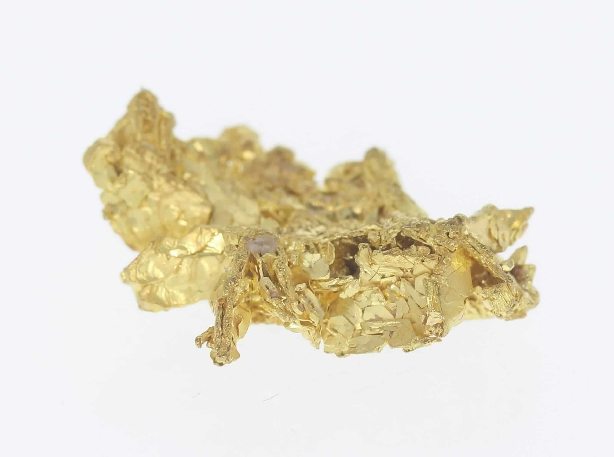 Natural Western Australian Gold Nugget - Crystalline Gold - 3.33g 3