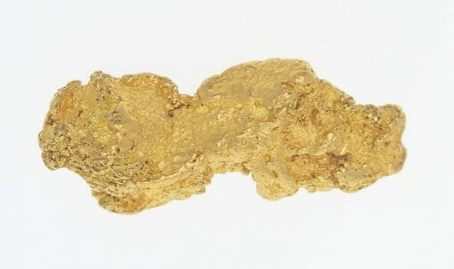 Natural Western Australian Gold Nugget - 4.00g 2