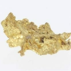 Natural Western Australian Gold Nugget - Crystalline Gold - 3.33g 10