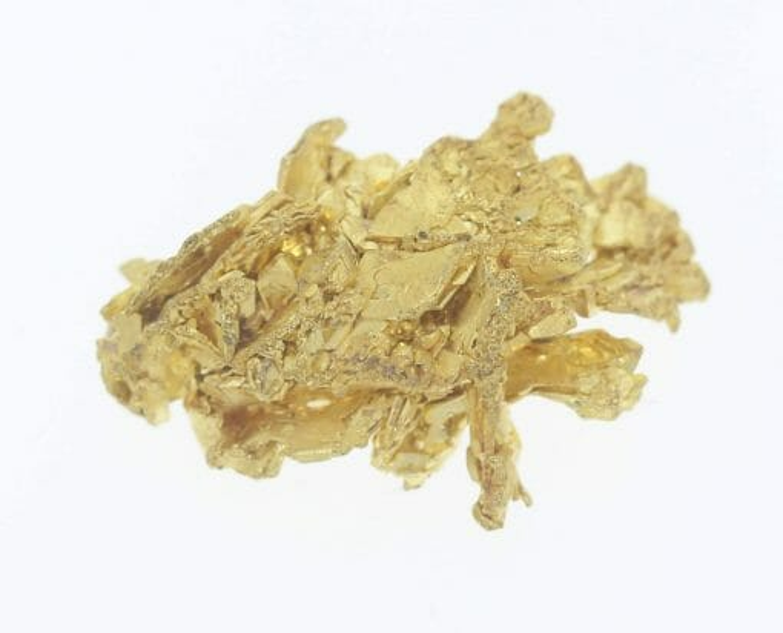 Natural Western Australian Gold Nugget - Crystalline Gold - 3.33g 2