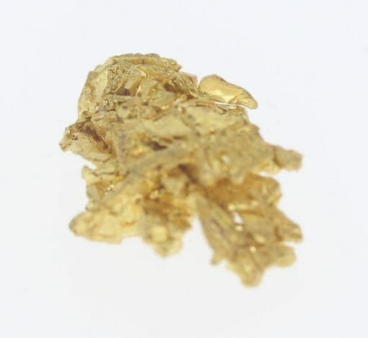 Natural Western Australian Gold Nugget - Crystalline Gold - 3.33g 6